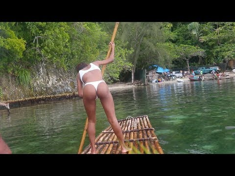 In love with Blue Lagoon Tour Guide   Jamaica Vlog 201 thumbnail