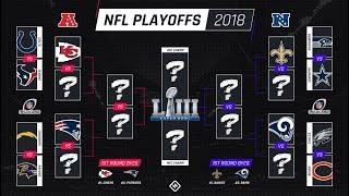 2019 NFL Playoff Predictions! Super Bowl Prediction!