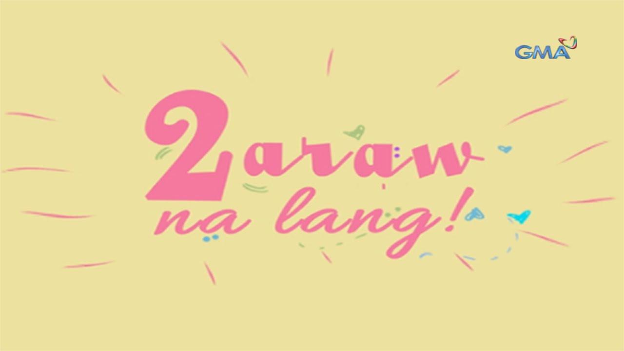 Because of You: Dalawang araw na lang!