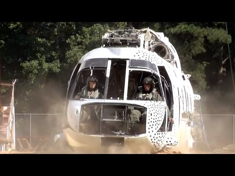 NASA Intentionally Crashes A Helicopter