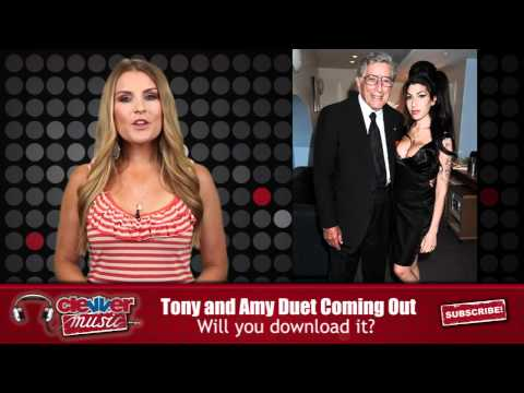 Tony Bennett Releasing Amy Winehouse Duet for Charity