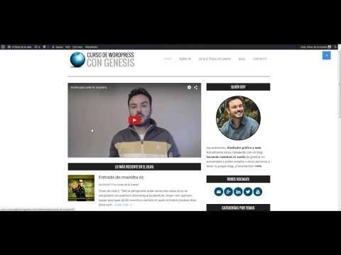 Como hacer un banner en WordPress