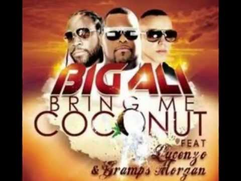 Big Ali feat Lucenzo & Gramps - Bring me coconut