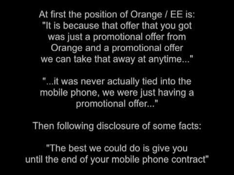 Orange / EE Poor customer service, fail to respond to complaints and lie - AVOID this company!