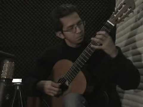 Prelude From Prelude Fugue Allegro BWV 998 By J S Bach Classical Guitar
