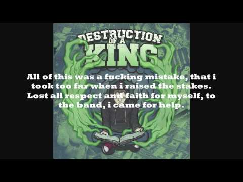 Destruction Of A King - Dirty Diana