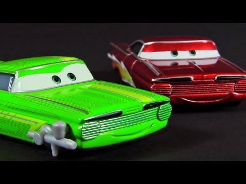 Body Shop Ramone and Lightning Ramone New 2013 Disney Pixar Cars Die-Cast release