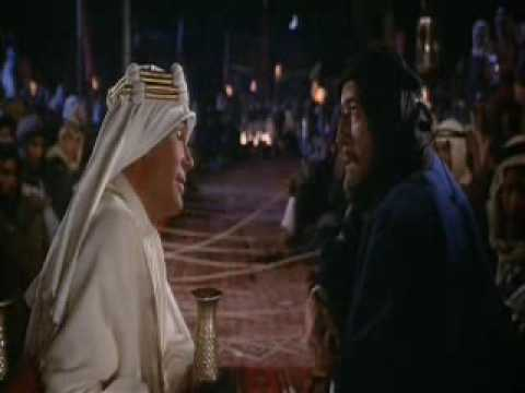 LAWRENCE OF ARABIA - PART 5 - ABU'S BAIT