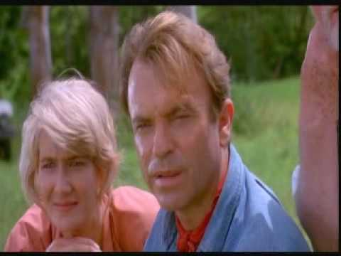 The Magic of Jurassic Park Video