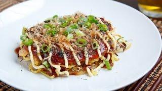 [ Jpan TV Champion ]  Kompetisi Koki Okonomiyaki