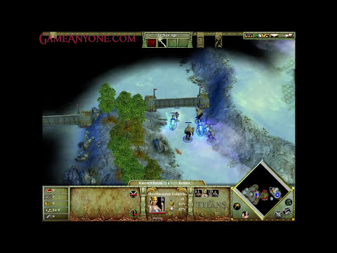 Age of Mythology: The Titans Part 25: Mount Olympus [1/4]