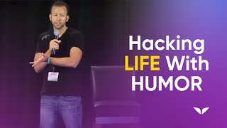 Hacking life with Humor | Kyle Cease