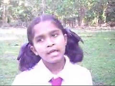 A Sinhala poem