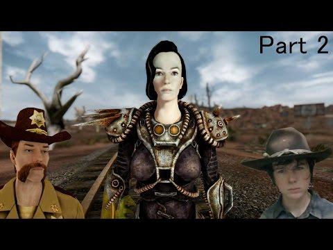 New Vegas Mods: Erin Allison - Part 2