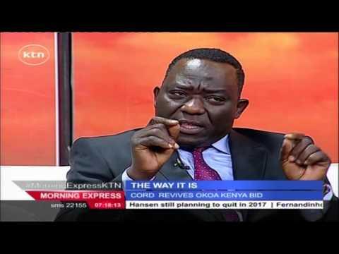 What is ailing Kenya's economy according to lawyer Ambrose Weda