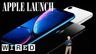Apple Launch Recap: iPhone XS, XS Max, XR - Everything You Need to Know | WIRED