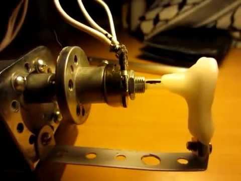 Diy arduino servo motor control dc motor position youtube for Servo motor position control system