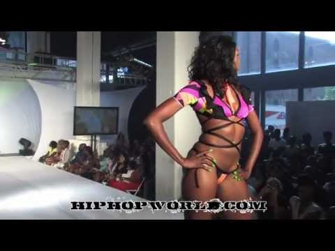 Sexy Models Walk The Runway video
