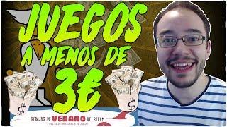 ¡¡JUEGAZOS por MENOS de 3€!!