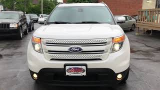 2013 Ford Explorer Used Cleveland,OH Diversified Auto Sales