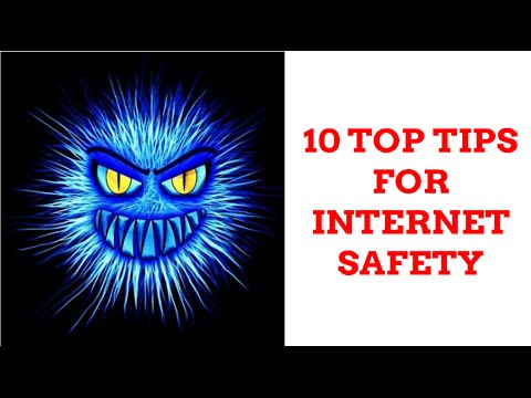 10 Top Tips For Internet Safety How To Stay Safe Online