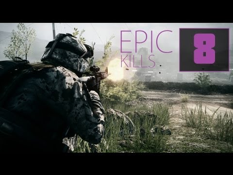 Battlefield 3 | Epic Kills | Ep. 9!