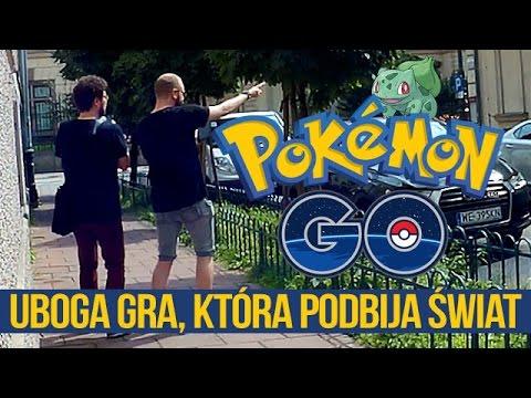 Jakim Cudem Pokemon GO Podbija świat?! Testujemy W Plenerze [tvgry.pl]