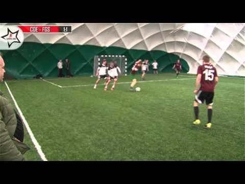"Component-Erzsi - Footgolf Stars 2:3 - ""IV. Bikás Sport Pub Live Soccer League"" 13.forduló - HÉTFŐ"