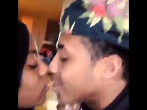 Do It For The Vine (cute Couple Kissing) video