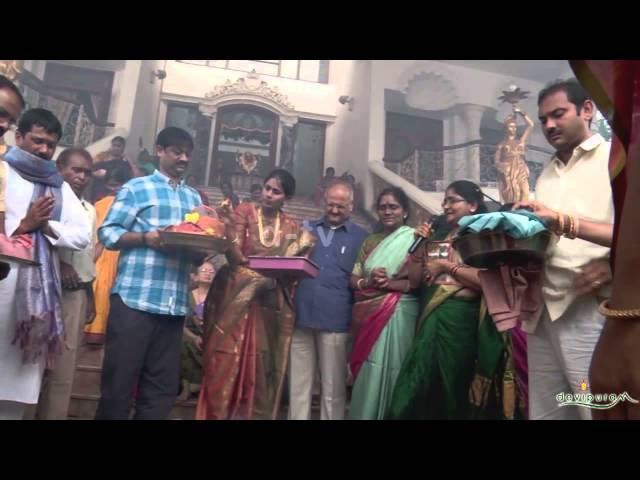 14-02-2014 Satha Chandi Sahitha Maha Pratyangira Yagam at Hyderabad Part - 2