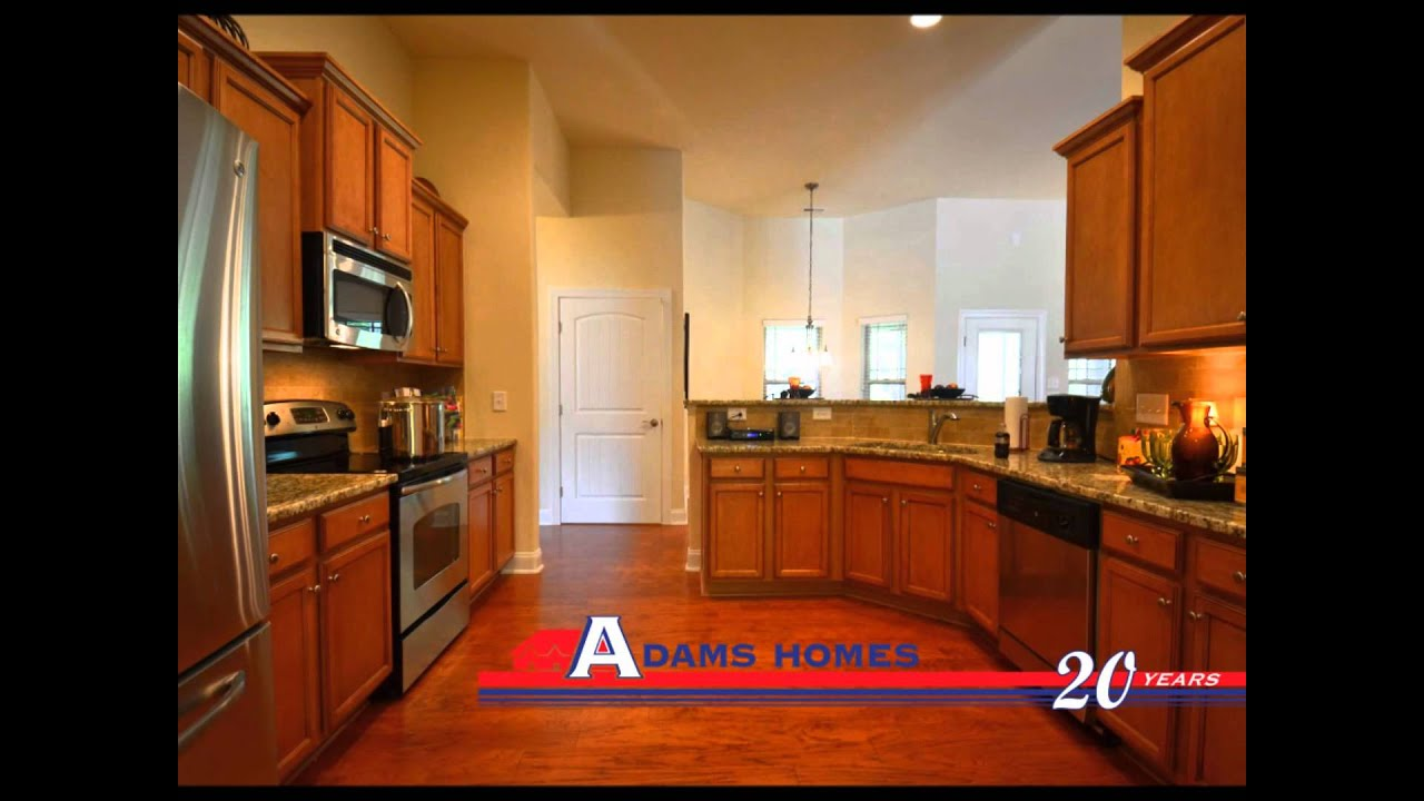 Adams Homes Terrell Plantation Rolesville Nc 2 508