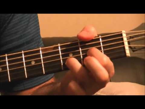 How To Play Its been a while  Staind Free Online Guitar Lesson