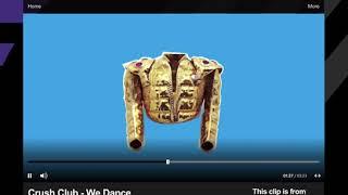 Crush Club Ft Supermini We Dance Annie Mac 39 S Hottest Record In The World 27 Jul 2018