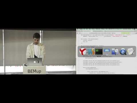 006. Разрабатываем сайт с нуля на полном стеке БЭМ-технологий. Часть 2 – Дима Белицкий