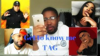 GET TO KNOW ME TAG!! l Favorite Youtubers l Jerome Smithy