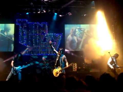 Thin Lizzy Live in Leeds, O2 Academy 10 Jan 2011 - Jailbreak