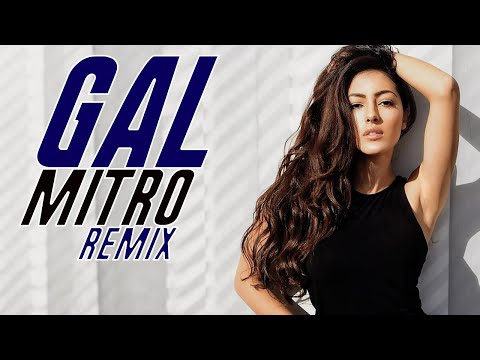 Dj Angel GAL MITRO (Remix) Nindy Kaur feat. Raftaar