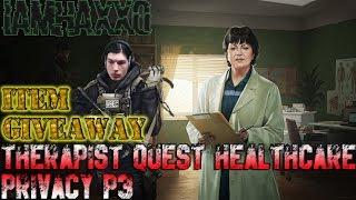 Health care privacy p3 | Quick Quest Guide for Escape From Tarkov