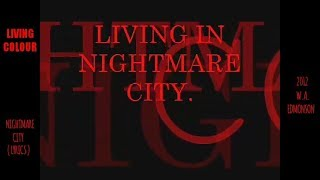 Watch Living Colour Nightmare City video