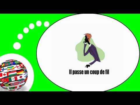 Французского видео урок = Глаголы # 3