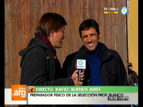 Vivo en Arg - Bs.As. - Bavio - Deporte (1 de 2) - 16-05-13