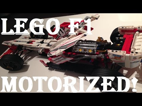 lego 42000 motorized - photo #15