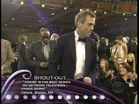 35th People's Choice Awards  - Best Tv Drama - House Md video
