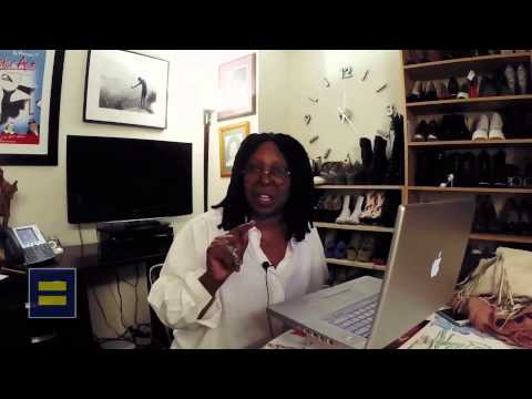 Whoopi Goldberg on Uganda & Nigeria
