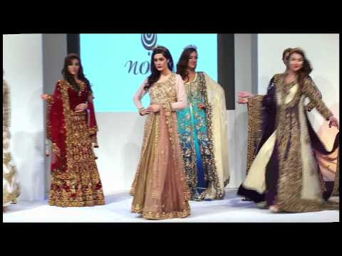 Noor Bridal at Asian Bride Live - ICC Birmingham 2015