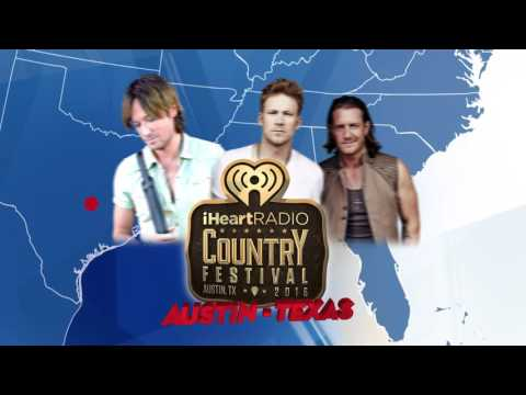 BIG TICKET iHEART RADIO COUNTRY FESTIVAL