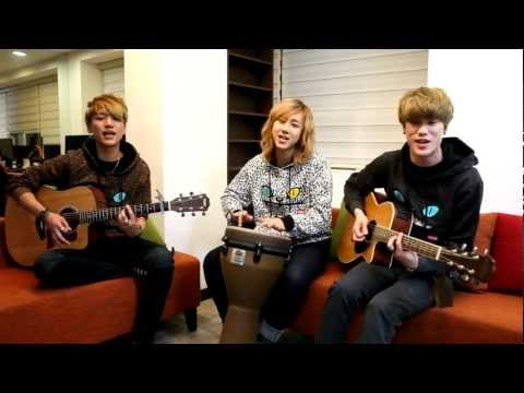 루나플라이 (LUNAFLY) One more step Eng ver. 연습영상