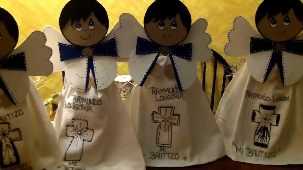 Fantastideas angel celestial centros de mesa para - Centros de mesa para comunion ...