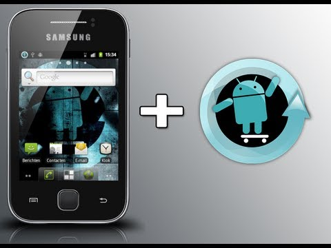 CyanogenMod7 Alpha 4 by PsychoGame for Galaxy Y (Bluetooth working!)