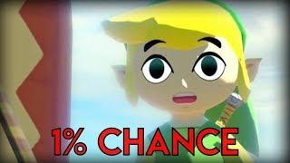The Luckiest Zelda Speedrun Ever